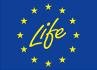 Das Logo des Umweltprogramms LIFE